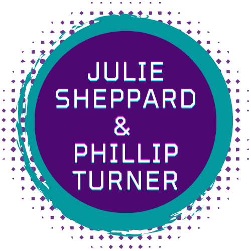 Julie Sheppard and Phillip Turner